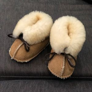 Baby Moccasins.